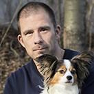 Carl Haglind, ägare av Vom og Hundemat Sverige, föreläsare och ytterst ansvarig