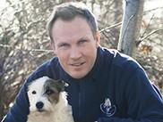 Per Jannert, ägare Vom og Hundemat Sverige, operativt ansvarig